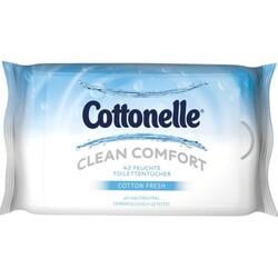 Cottonelle Feuchte Toilettentücher Cotton Fresh NF 42 Tücher
