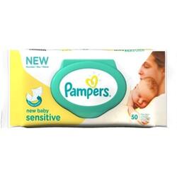 Pampers New Baby Sensitive Feuchttücher 50 Stück