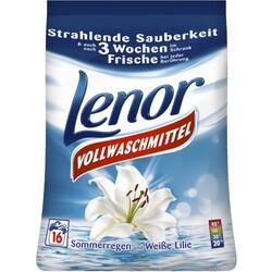 Lenor Vollwaschmittel Sommerregen und Weisse Lilie 16WL 1,040 kg