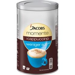 Jacobs Cappuccino weniger süß 220 g