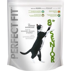 Perfect Fit Senior Katzenfutter trocken 750 g