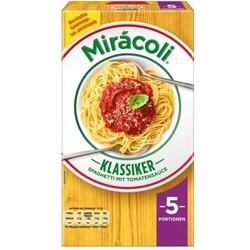 Miracoli Spaghetti mit Tomatensauce 5 Portionen 634 g