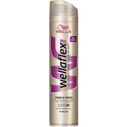 Wella Wellaflex Haarspray Form & Finish - Stärke 5 250 ml