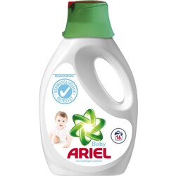 Ariel Baby Flüssig-Waschmittel 16 WL 1040 ml