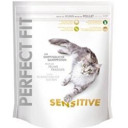 Perfect Fit Sensitive mit Huhn Katzenfutter trocken 750 g