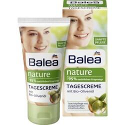 Balea Nature - Tagescreme mit Bio-Olivenöl
