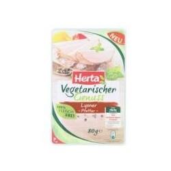 Herta Vegetarischer Genuss Lyoner Pfeffer
