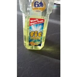 Fit Spülmittel Lemon