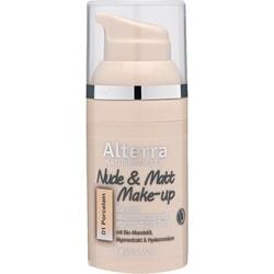 Alterra Nude & Matt Make-up 02