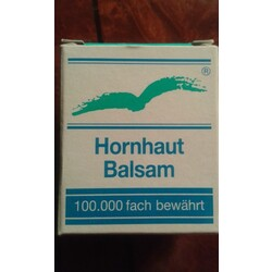 Hornhaut Balsam