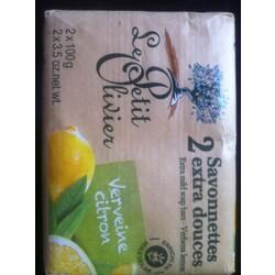 Le Petit Olivier Seife Verbene-Limone