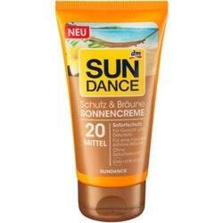 Sundance Schutz & Bräune Sonnencreme 20 mittel