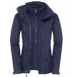 The North Face - Women´s Evolution II Triclimate Jacket Gr. XS blau/schwarz