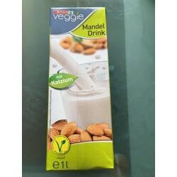 Spar veggie Mandelmilch