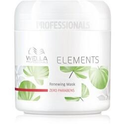 Wella Elements  stärkend (Haarmaske  500ml)