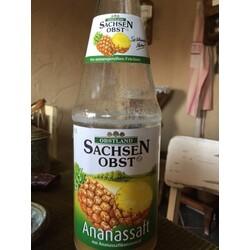 Sachsen Obst Ananassaft