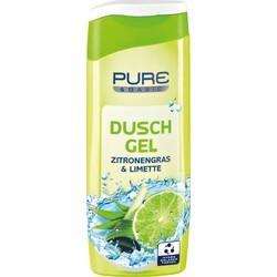 Pure & Basic Duschgel Zitronengras & Limette