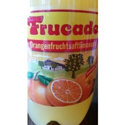 Frucade Orangenfruchtsaftlimonade