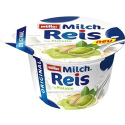Müller - Milchreis, Typ: Pistazie