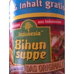 Indonesia - Bihunsuppe, Das Original!  (+25% Inhalt gratis)