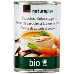 Coop Naturaplan Bio Karotten-Kokossuppe