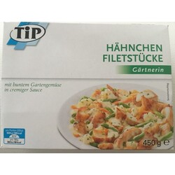 TIP Hähnchen Filetstücke Gärtnerin