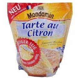 Kuchenteig - Tarte Citron