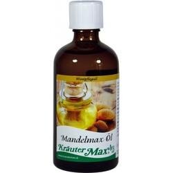 Kräuter Max Mandelmax, Mandelöl 100 %, für raue Haut, 100 ml