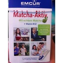 "Emcur ""Matcha-Aktiv"