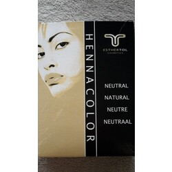 Henna Color ESTHEROL COSMETICS Neutral