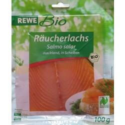 REWE Bio - Räucherlachs