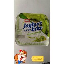 Müllers Ecke Joghurt m. Ecke Schlemmer Kiwi, 150 g