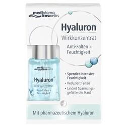 Hyaluron Wirkkonzentrat Anti-Falten + Feuchtigkeit