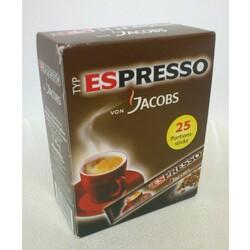 """JACOBS """"Typ ESPRESSO"""" - Portions-Sticks"""
