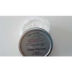 Cremewolkenduft - Shea-Mousse Natural