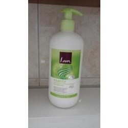 I am family shampoo