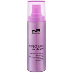 p2 Perfect Face prep+fix spray