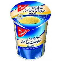 Gut & Günstig - Sahne Pudding Vanilla