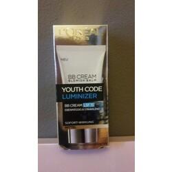 L'Oréal Youth Code Luminizer BB Cream Mittel, 50 ml