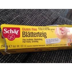 Schär Blätterteig Gluten Free