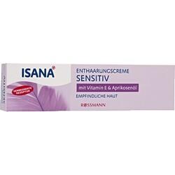 ISANA - Enthaarungscreme sensitiv