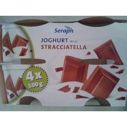 Joghurt mild Stracciatella