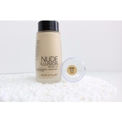 Catrice Nude Illusion Make Up