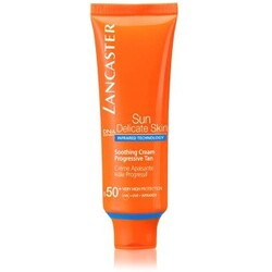 Lancaster - Sun Beauty Care, Soothing Cream Progressive Tan, SPF 50+, 50 ml