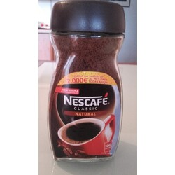 Nescafe Classic Natural