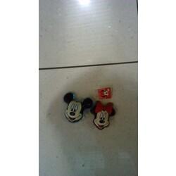 Minnie Mickey badeschaum