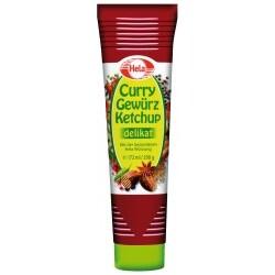 Hela Curry Gewürzketchup delikat, 172 ml