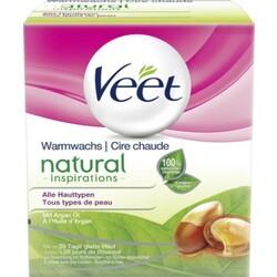 Veet Warmwachs natural inspirations