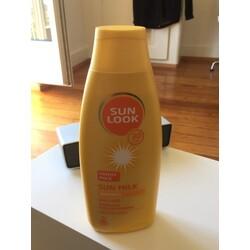 Sun Look Sun Milk 30 400ml