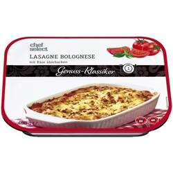 Chef Select Lasagne Bolognese
